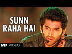 ▶ Sunn Raha Hai Na Tu Aashiqui 2 Full Video Song | Aditya Roy Kapur, Shraddha Kapoor - YouTube..