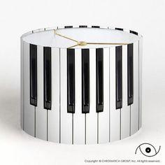 Piano Keyboard Lampshade