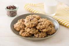 Lentil Oatmeal Cookies - Powered by @ultimaterecipe