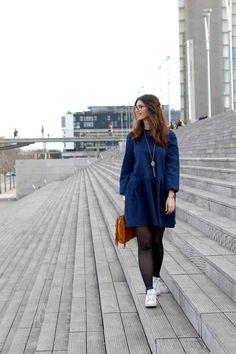 Robe en jean Zara 💗