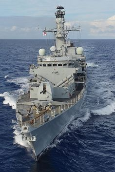 HMS Lancaster | by Defence Images ~ BFD