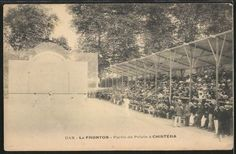 remarquable-CPA-Dax-Le-Fronton-Partie-de-Pelote-a-Chistera-1908