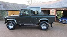Used 2008 Land Rover Defender for sale in County Antrim from Hollybrook Sports Cars Ltd.