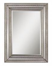 Uttermost 14465 - Uttermost Seymour Antique Silver Mirror