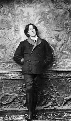 Oscar Wilde his life was as theatrical as his plays, and his downfall and death  more melodramatic than the stage of the Victorians who first celebrated him and then condemned him.