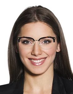 c1dfb16690 These gorgeous spectacles are a modern take on the  50s Browline style  frame. The