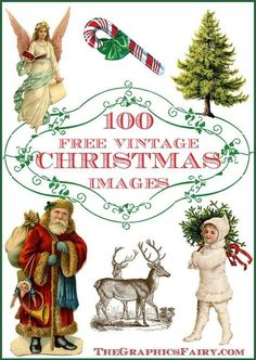 – The Graphics Fairy 115 Free Christmas Images – Best Holiday Graphics! Perfect for all your Holiday projects! Christmas Tree Images, Vintage Christmas Images, Noel Christmas, Victorian Christmas, Retro Christmas, Christmas Projects, Christmas Humor, Holiday Crafts, Holiday Fun