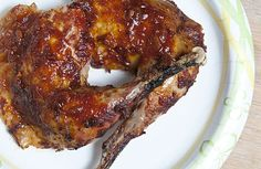 "Barbecued Pheasant on the Grill by Hank Shaw. ""slow and low on the grill, using indirect heat to coax the often sinewy legs into tenderness; you can do this with wild turkey legs, too""."