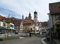 Messkirch, Black Forest, Germany