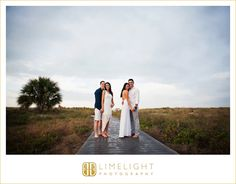 Sand Key Park, sisters, double wedding,engagement session, limelight photography, www.stepintothelimelight.com