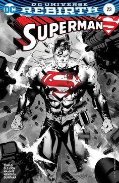 SUPERMAN #23 VARIANT (2017)