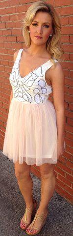 Abbi Dress by ark & co.