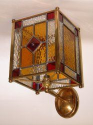 VIC492 special Wall light Brass
