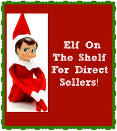 """Is your ELF """"helping"""" you in your direct sales business? Come PIN along with us!"""