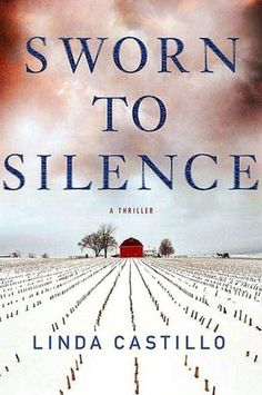Sworn to Silence by Linda Castillo.  This is the first book in an Amish Thriller Series set in Ohio.