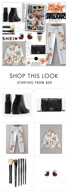 """""""SHEIN 8"""" by emiiillly ❤ liked on Polyvore featuring Bobbi Brown Cosmetics"""