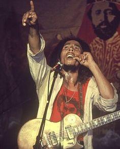 Gong: Bob Marley Chronicles - Bob Marley & The Wailers Live at The Music Hall, Boston, MA, USA, April 25, 1976. The RastaMan Vibration Tour