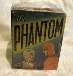 1930s Big Little Book The Phantom Excellent Condition