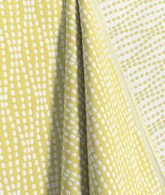 Waverly Strands Citrus Fabric