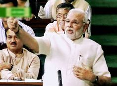 15 major points of Narendra Modi's maiden speech in Parliament - The Times of India