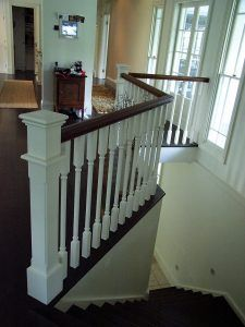 custom balustrade