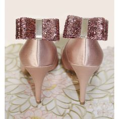 Pink Shoe clips? Not sure but I'd like to try them
