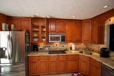 Look Inside The Open Cabinet In This Picture To See How Cabinets Can Be  Extended When