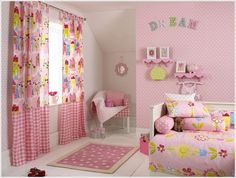 10 Cute Ideas to Decorate a Toddler Girl's Room 9