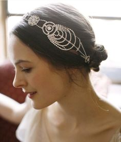 Detalhe tiara
