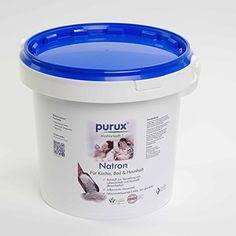 Natron 5 kg Natriumhydrogencarbonat NaHCO3 Natriumbicarbonat E500 ii Backsoda