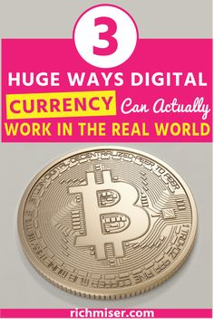 3 Huge Ways Digital Currency Can Actually Work in the Real World. cryptocurrency investing for beginners, cryptocurrency trading strategies, cryptocurrency trading tips, digital currency coins, digital currency news, digital currency technology, digital currency other, bitcoin investing for beginners, bitcoin news. #cryptocurrency #digitalcurrency #bitcoin