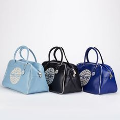 I actually think I want this bag in the darker blue... Love Pan Am!