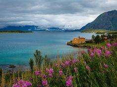 Ilhas Lofoten, Noruega