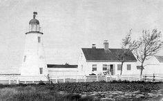 Ned's Point Lighthouse, Massachusetts at Lighthousefriends.com