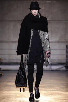 Visions of the Future: Boris Bidjan Saberi Menswear Fall Winter 2014 Paris