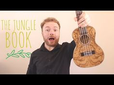 Bare Necessities - The Jungle Book (EASY UKULELE TUTORIAL) - YouTube