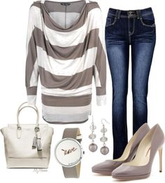 """""""Untitled #216"""" by mzmamie on Polyvore"""