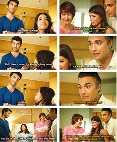 """When he ~tweaked~ the name of his newborn grandson. 