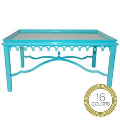 Newport Coffee Table - in 16 colors