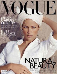 Vogue Thailand, June 2013.