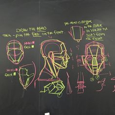 Back to Business. This is about pinning the face on the front of the head. The heads bigger than the face and this method can be a big help in capturing the heads volume. #comics #santafeart #drawingtechnique #drawingtechniques #animationguild #artcentercollegeofdesign #massart #uscanimation #howtodrawing #lifedrawingclasses #howtodrawings #howtodraw #drawanyway #lifedrawingclass #lifedrawingworkshop #lifedrawingbarcelona #societyofillustratorssketchnight #societyofillustratorsla…