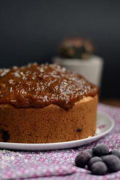 Ciasto kokosowe x4 (wegańskie, bez glutenu!) / Coconut cake (vegan, gf!) Vegan Cake, Cheesecake, Coconut, Pudding, Sweets, Mad, Gummi Candy, Cheesecakes, Custard Pudding