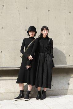 画像 1/3 | ストリートスナップソウル - song hwa oh/kim ji sooさん - H&M, vintage