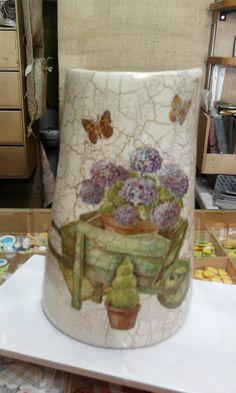 Teja de cerámica craquelada,AMEI ESTA TODA CRAQUELADA,AMEI