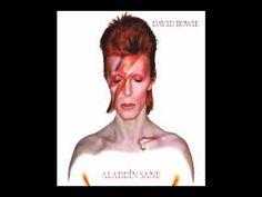 David Bowie- Aladdin Sane [Full Album]