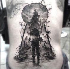 Matt Mrowka. Darktower piece.