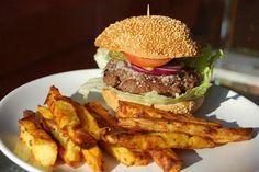 Hamburger Recipes : Gordon Ramsay hamburger recipe with Bill Granger fries
