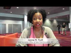 Janine Truitt @ Talent Think Innovations Talks Partnerships #SHRM15