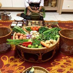 Silom Thai Cooking School, Bangkok, Thailand