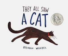 They All Saw a Cat by Brendan Wenzel https://www.amazon.com/dp/1452150133/ref=cm_sw_r_pi_dp_x_EgjezbNZ19RS3